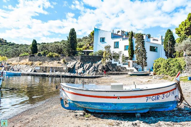 Casa-museo de Dalí en Portlligat, Costa Brava