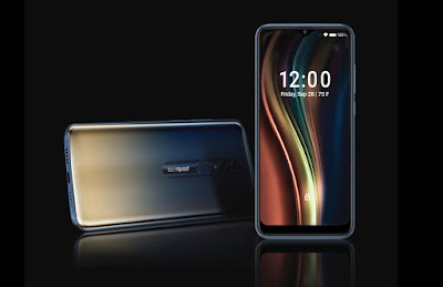 Coolpad Legacy 5G Smartphone Specification's