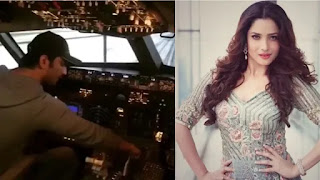 Ankita Lokhande share Sushant Singh Rajput's Flying plane video after rhea chakrborty Çlustrophobia remark to SSR
