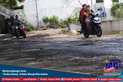 "Wisata Jeglongan Sewu ""Seribu Lobang"" di Jalan Menuju Dira Jember"