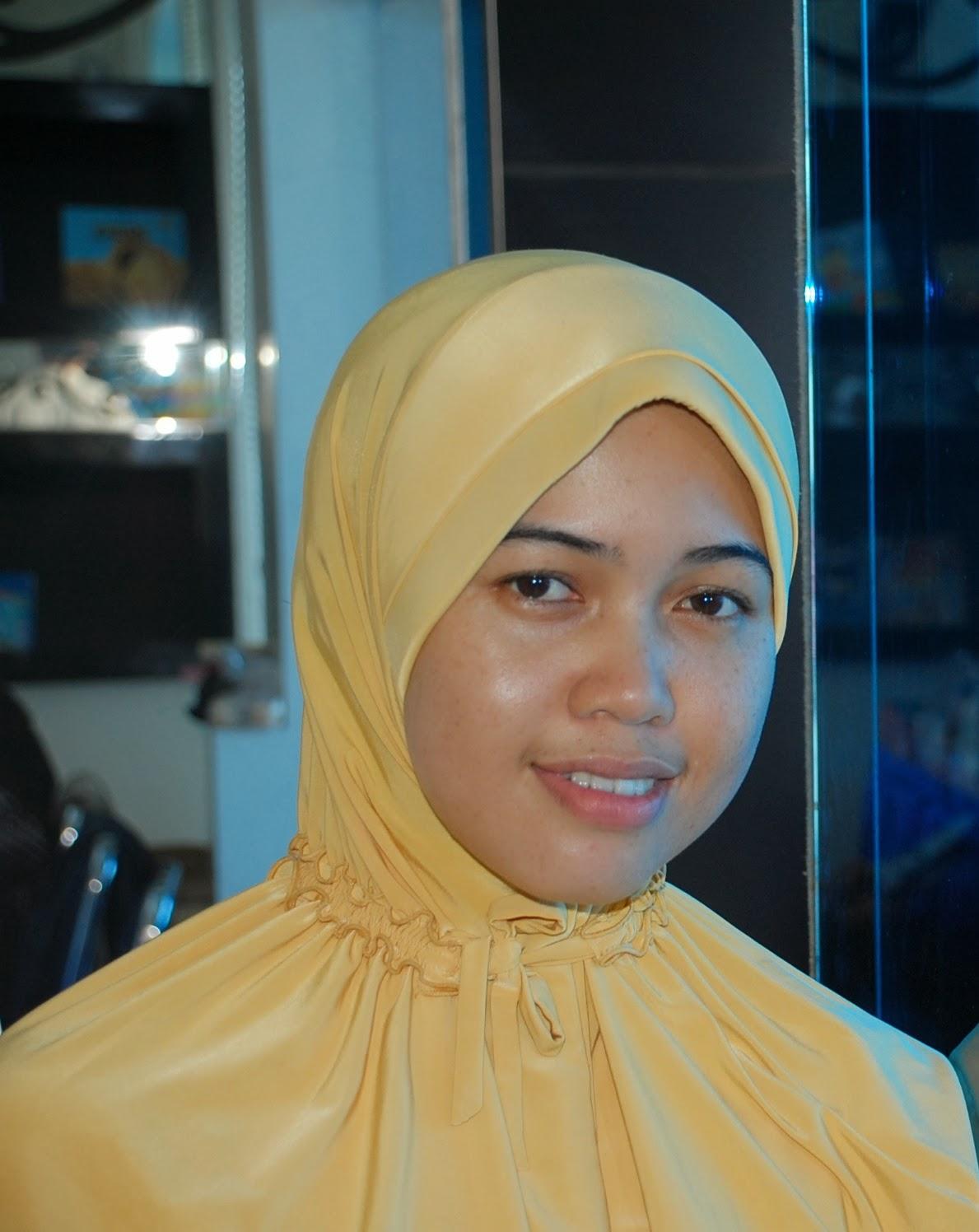 Tampil Cantik dan Natural Secara Halal - Arifah Wulansari