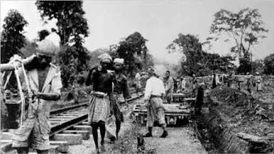 Penjajahan Pemerintah Hindia Belanda