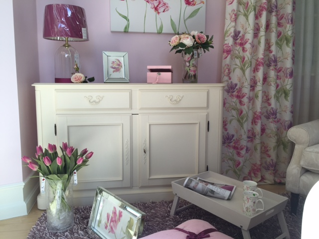 Tulipanes rosas - Gosford Bloom en Laura Ashley Burgos