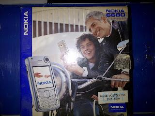 Dus Nokia 6680 Seken