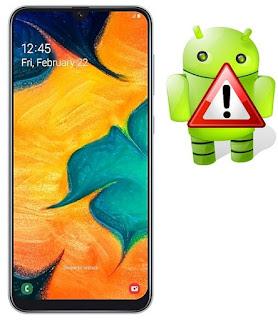 Fix DM-Verity (DRK) Galaxy A30 SM-A305N FRP:ON OEM:ON