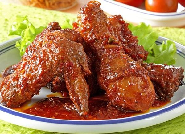 Ayam Masak Hambang Khas Samarinda