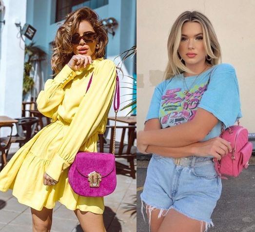 12 Looks com color block, Jovana Kokovic, Sophie Suchan