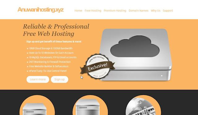 anuwani hosting