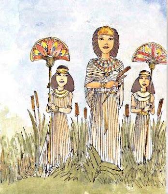 La figlia di Faraone