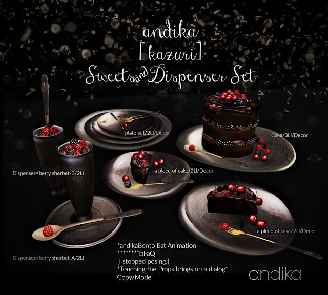 andika[ kazuri]Sweets・・・