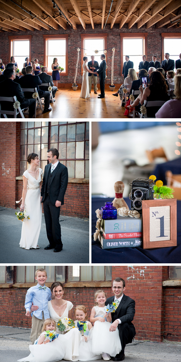 modern DIY Portland Wedding by Stacey Kane