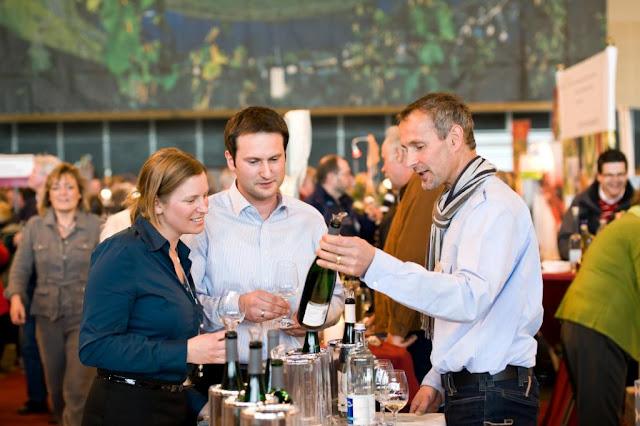 Gewinnspiel zur 3. WeinMesse Rheinland-Pfalz in Leipzig