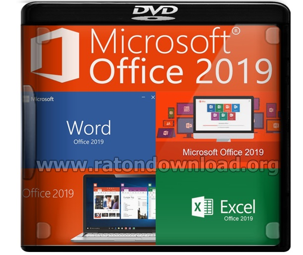 Office 2019 PT-BR Crack e Serial TORRENT - Raton