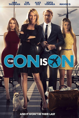 The Con Is On (BRRip 720p Ingles Subtitulada) (2018)
