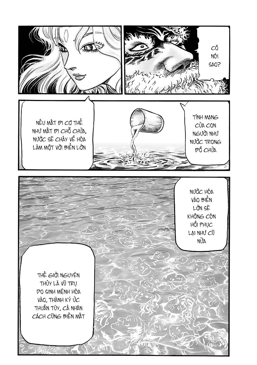 Chú Bé Rồng - Ryuuroden chap 288 - Trang 17