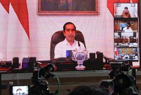 Inilah 3 Arahan Presiden Jokowi, Percepatan Pelaksanaan Program Padat Karya Tunai
