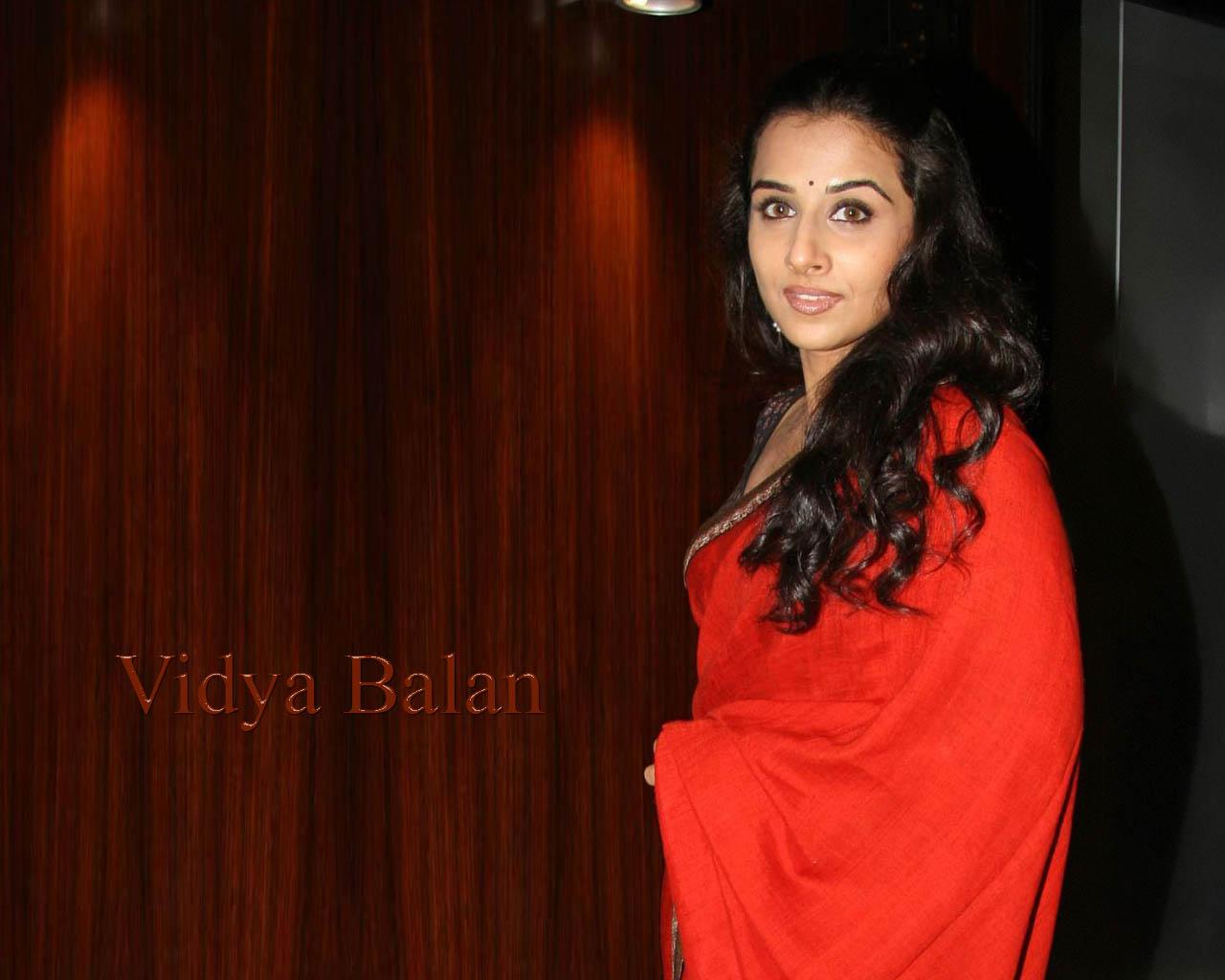Photo Of Sexy Vidya Balan