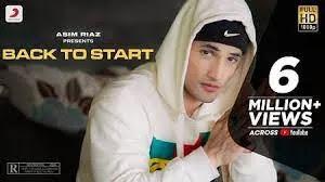 Back To Start - ( Mp3 Song Download ) - Asim Riaz -320kbps