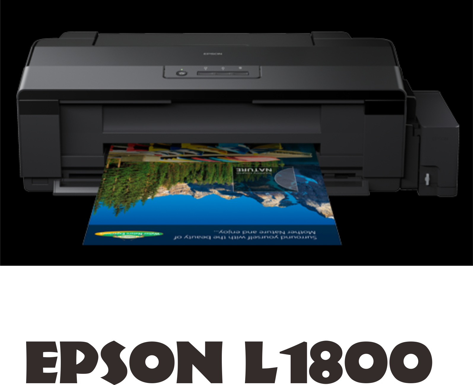 Perbedaan Kecepatan Cetak Printer Epson L1800 Vs Canon Pixma Mx477 Memiliki Resolusi Hingga 4800 X 1200 Dpi Dan Ini Maksimal Sebesar 97 Ipm Untuk Mencetak Dokumen