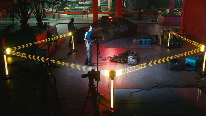 Cyberpunk 2077: ALL organized crime events and how to complete them