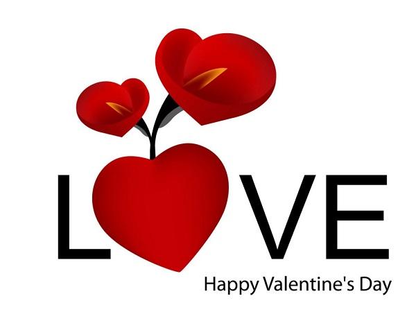Happy Valentines Day Wishes Love
