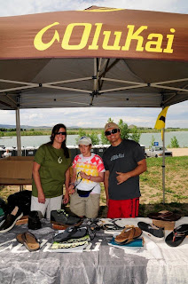 Inaugural Father's Day 4K and 1 Mile Stand Up Paddle Rez Race Draws a Crowd to the Boulder Reservoir 2
