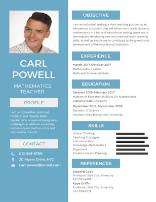 download-template-cv