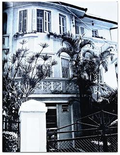 Casa dos Kliemann, na Rua Barão do Santo Ângelo, 406