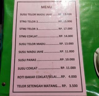 daftar harga stmj kedaung