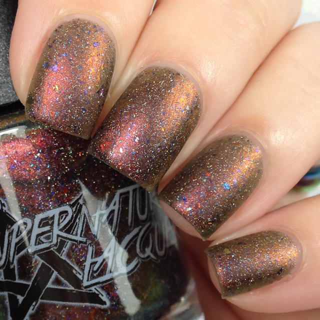 Supernatural Lacquer-Friends Till The End