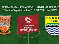 TSC 2016: PBFC vs Persib