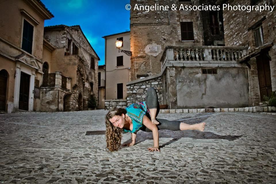 Drishti Yoga Teacher Training 2013 in Casperia, Italy