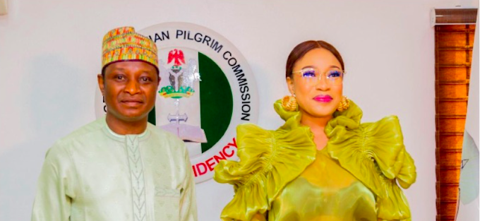 Christian Commission Breaks Silence On Appointing Tonto Dikeh As An Ambassador