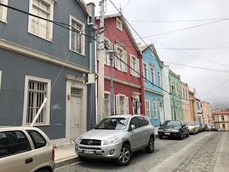 Foto Sylvia Leite - Matéria Valparaíso - BLOG LUGARES DE MEMÓRIA