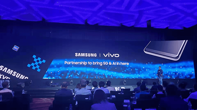 Vivo partners with Samsung to launch an Exynos 980 powered phone with 5G