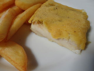 Gluten Free Battered Fish and Chips