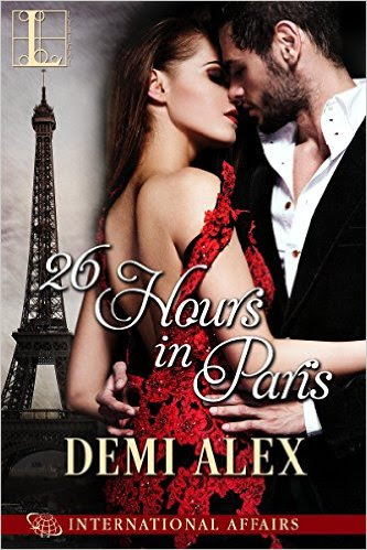 GoddessFish Promotions VBB: 26 Hours in Paris by Demi Alex