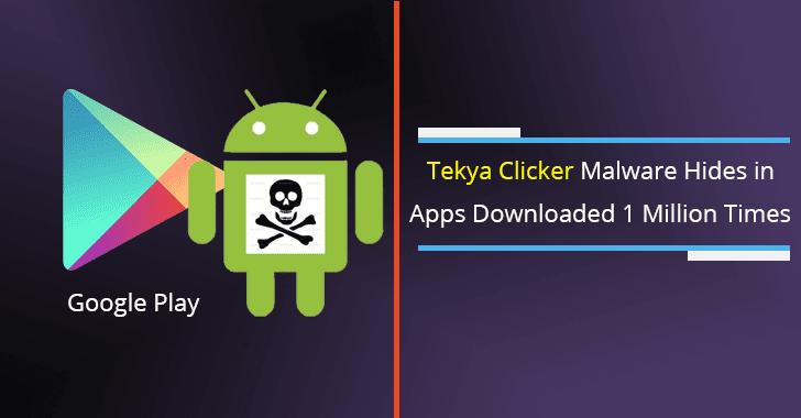 Tekya Clicker Malware