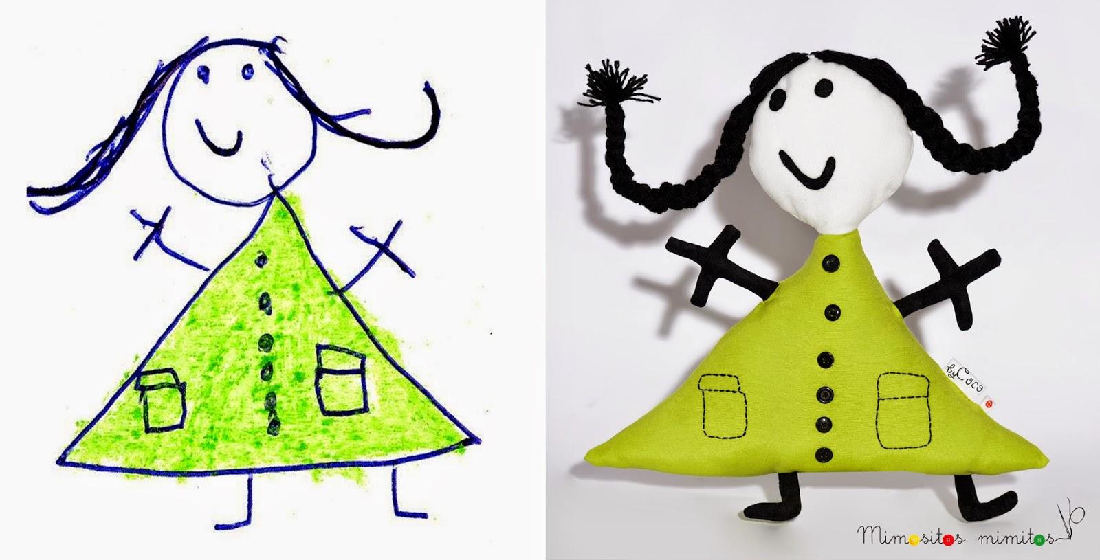 Coco Peluches Dibujos Niños Muñeco Tela Personalizado