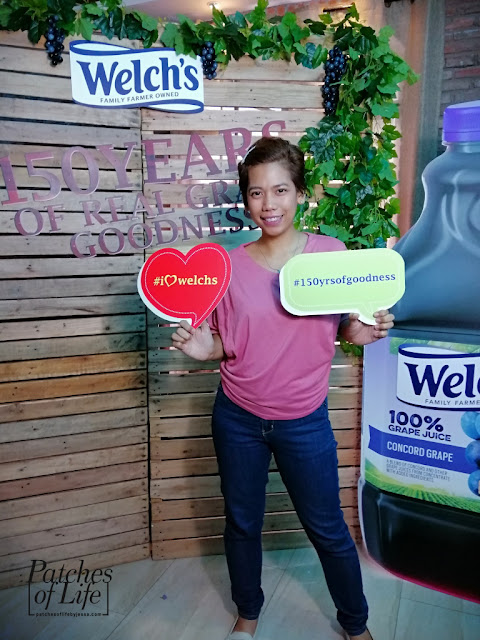 Welch's 150 Years Celebration