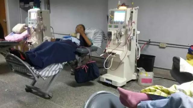 Durante primer megaapagón fallecieron 22 pacientes renales, según Sociedad de Nefrología