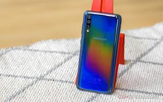 Samsung Galaxy A70s mendapatkan Android 10 di India, peluncuran untuk A70 juga dilanjutkan