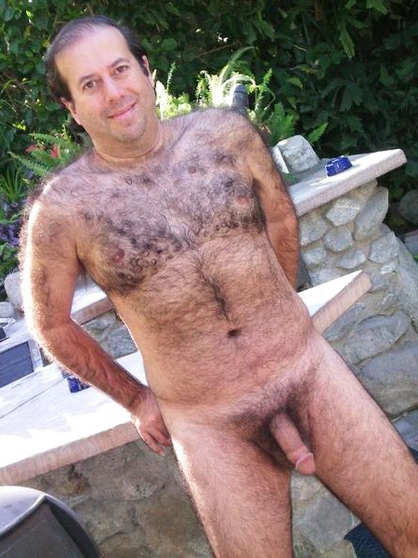 Exact pictures of naked bear men