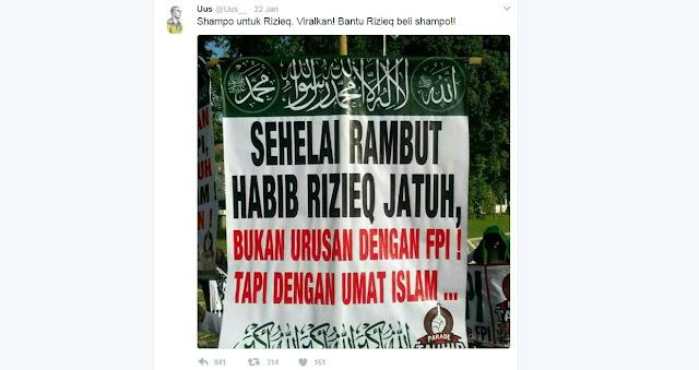 Uus Dipecat Inbox dan OVJ Karena Hina Habib Rizieq