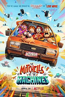 The Mitchells vs. the Machines Full Movie Download