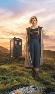 Jodie Whittaker es la nueva Doctor Who