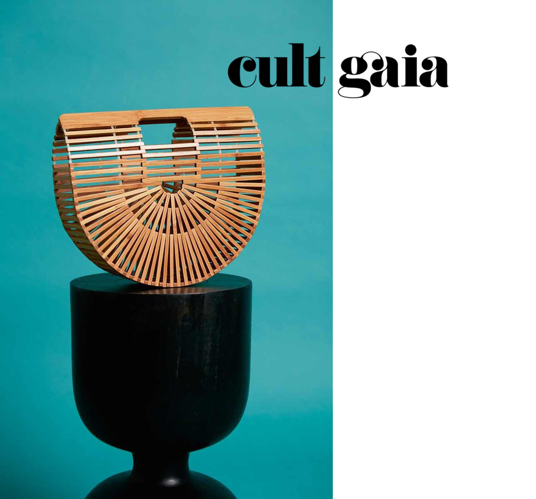 The 'It' Bag For Spring/Summer 2017: Cult Gaia