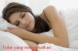 Meningkatkan Kesehatan Badan Hanya Dengan Tidur | Zonapelatih