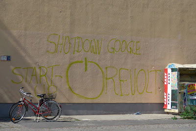 shutdown google start up revolt
