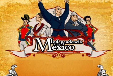 La Independencia De Mexico Para Niños Ciclo Escolar
